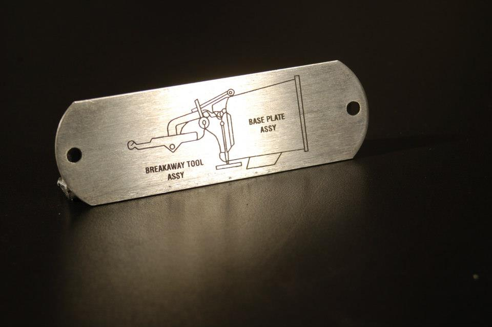 LASER ENGRAVING STAINLESS Engraved Stainless