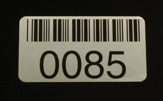 barcode plates richmond va