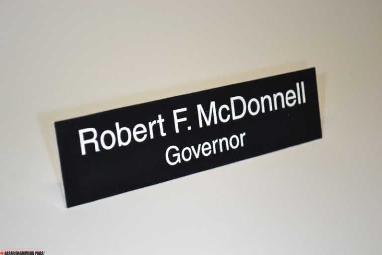 Plastic Nameplates Richmond VA