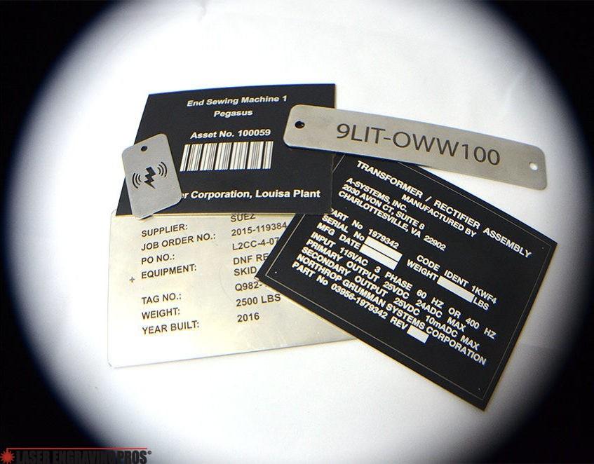 Laser Engraving Aluminum