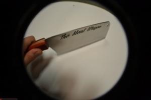 Engraved Knife Richmond Virginia