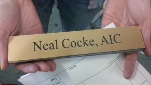 Custom Engraved Nameplates
