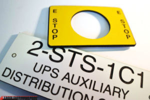 PLASTIC ENGRAVED TAGS & SIGNS
