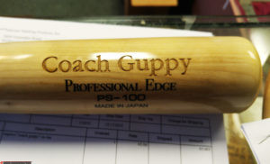 Custom Engraving Baseball Bats