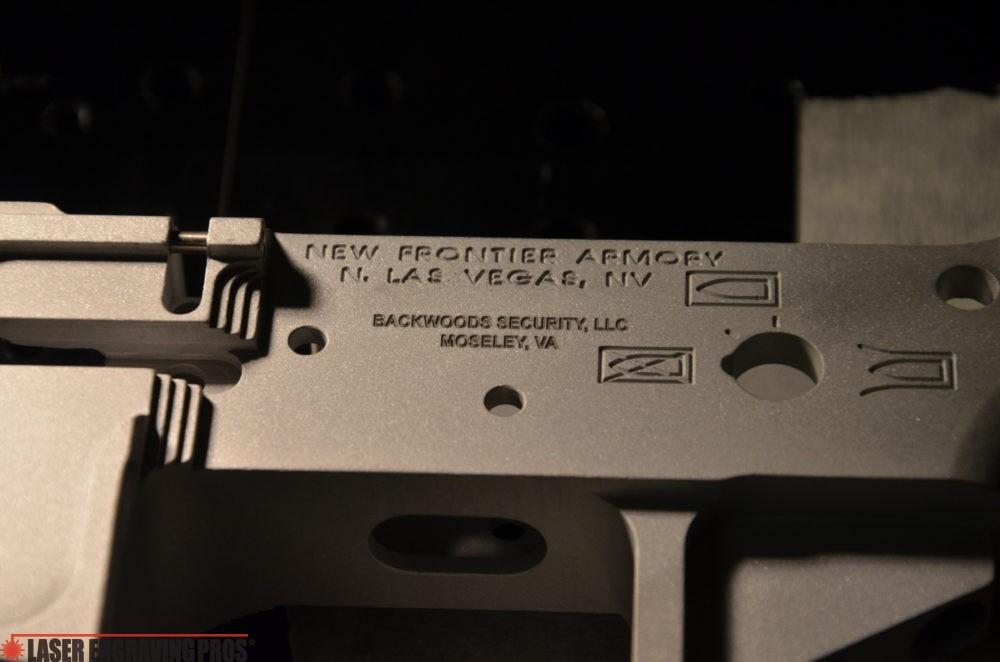 Ar 15 Trust Fund Engraving Engraved Lower Receiver Richmond Va