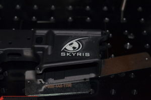 Engraved AR 15 Lower