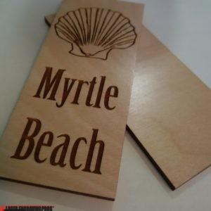Custom Engraving Myrtle Beach