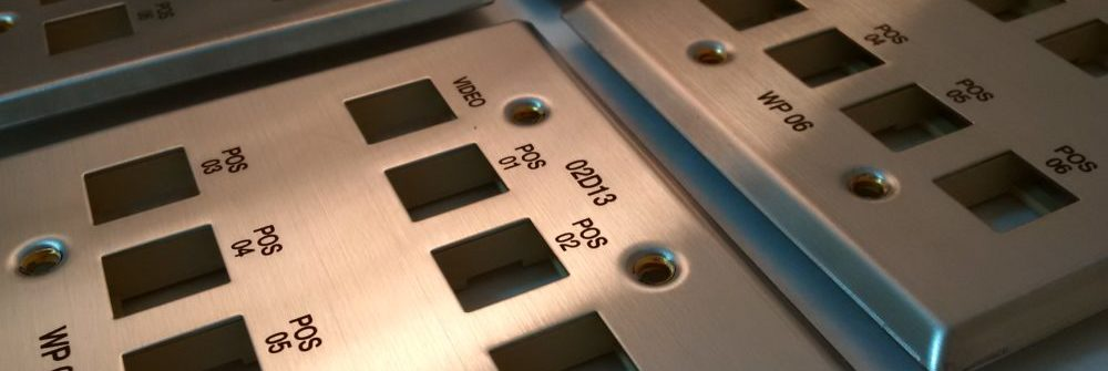 Custom Engraving Switchplates