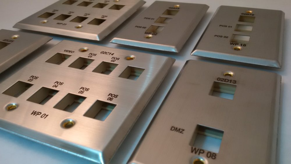 Engraved Switch Plates