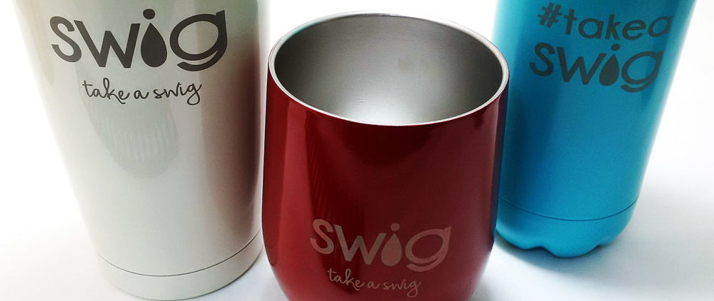 Custom Swig Brand Cups
