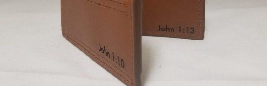 Leather Engraving custom engraved leather laser engraving pros Wallets Engraving