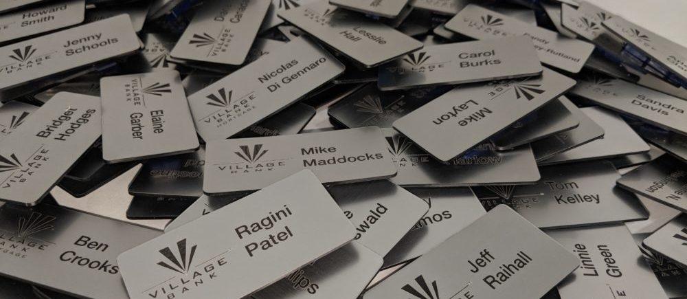 Engraved Plastic Nameplates Richmond VA