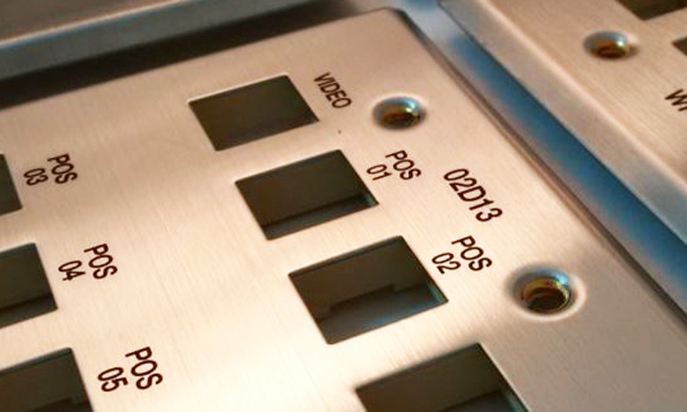 Laser Engraving Switch Plates We Engrave Anything
