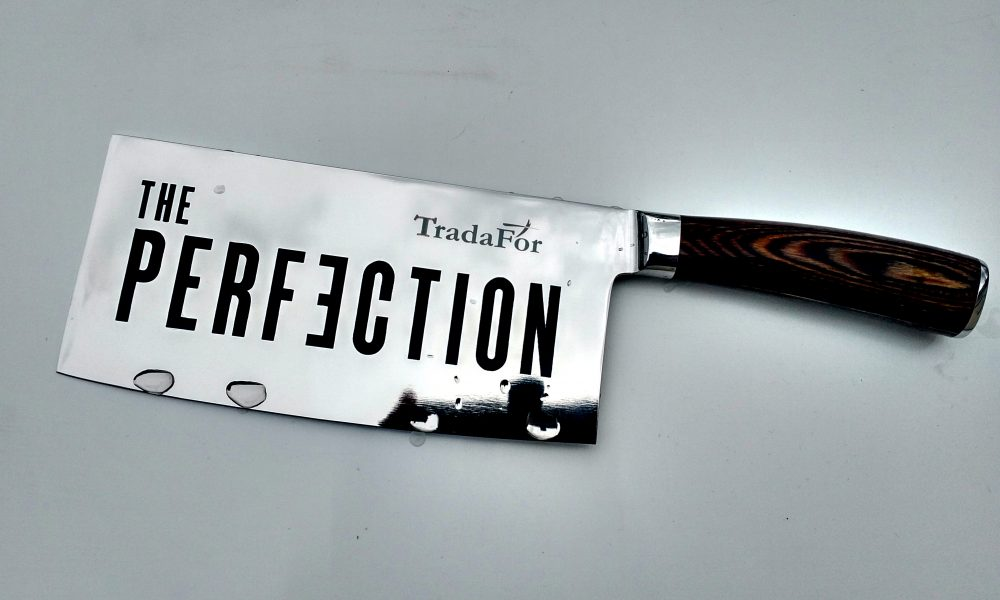 custom kitchen knife engraved cleaver laser engraving pros Knives Engraving meat cleavers