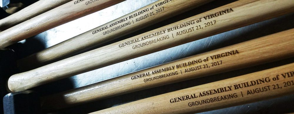 custom engraved wood handles sledge hammer tools laser engraving pros tools engraving Sledgehammers Engraving