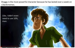 Shaggy's Power Laser